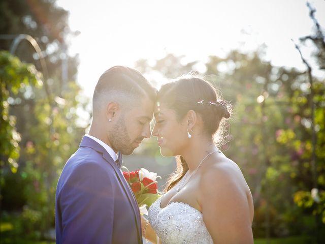Le mariage de Jérôme et Mikaëlle à Nice, Alpes-Maritimes 1