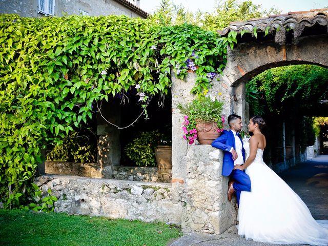 Le mariage de Jérôme et Mikaëlle à Nice, Alpes-Maritimes 242