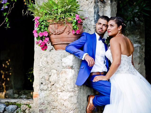 Le mariage de Mikaëlle et Jérôme