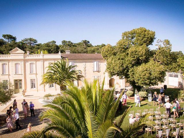 Le mariage de Brice et Maïka à Royan, Charente Maritime 39