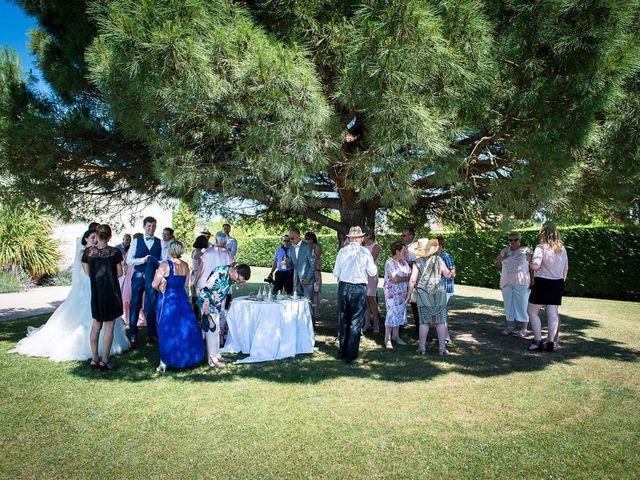 Le mariage de Brice et Maïka à Royan, Charente Maritime 40