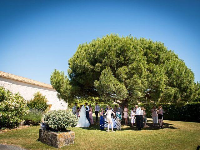 Le mariage de Brice et Maïka à Royan, Charente Maritime 41