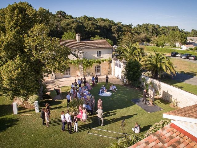 Le mariage de Brice et Maïka à Royan, Charente Maritime 50