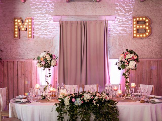 Le mariage de Brice et Maïka à Royan, Charente Maritime 71