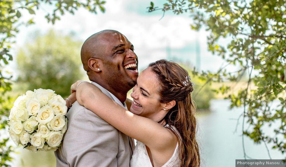 Le mariage de Yohann et Cendrine à Saint-Pierre-du-Perray, Essonne