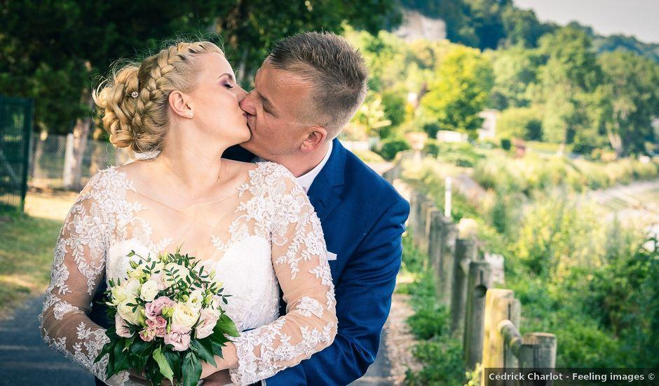 Le mariage de Joshua et Lea à Rouen, Seine-Maritime