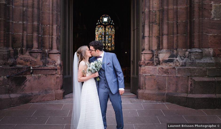 Le mariage de Thibaut et Dominique à Sélestat, Bas Rhin