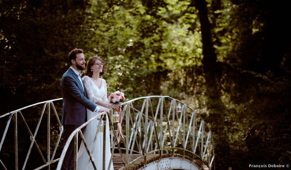 Le mariage de Mickael et Lauren à Landaville, Vosges