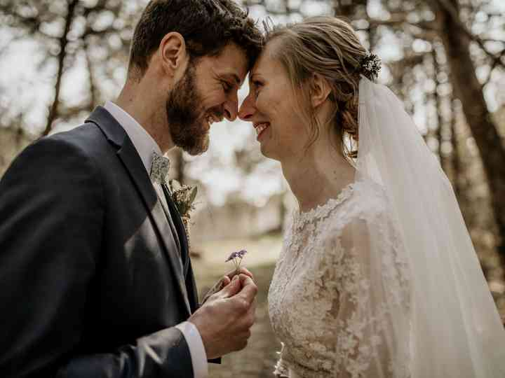 Le mariage de Maïlys et Maël