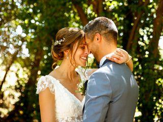 Le mariage de Chloé et Valentin