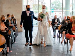 Le mariage de Alexandra et Rachid