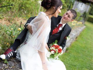 Le mariage de Muriel et Arnaud