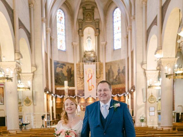 Le mariage de Philippe et Laura à Paris, Paris 14