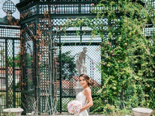 Le mariage de Romain  et Lydie  à Santeny, Val-de-Marne 11