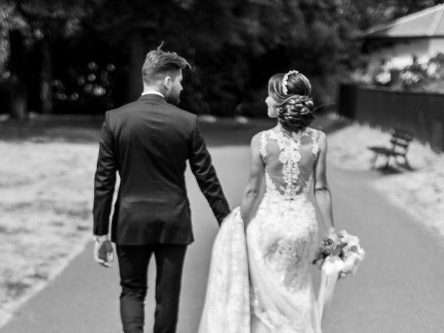 Le mariage de Romain  et Lydie  à Santeny, Val-de-Marne 18