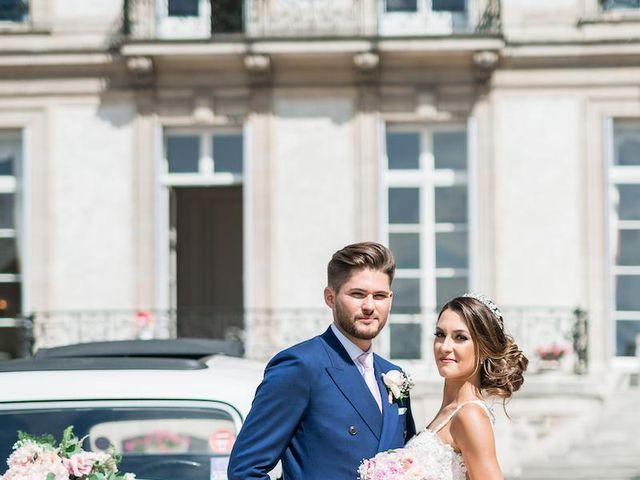 Le mariage de Romain  et Lydie  à Santeny, Val-de-Marne 20