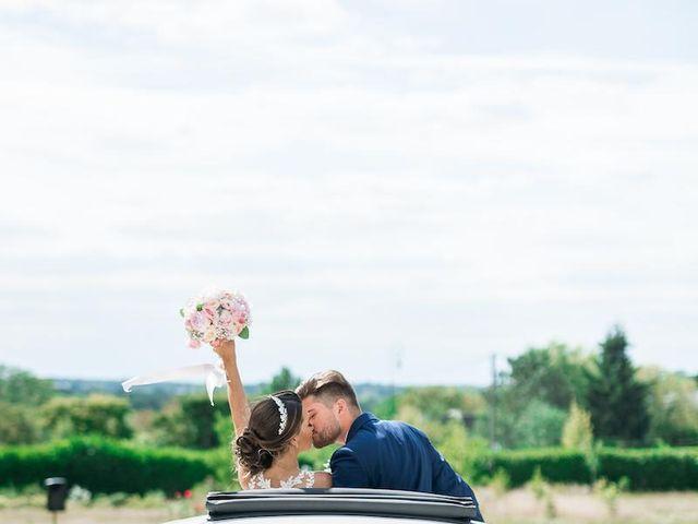 Le mariage de Romain  et Lydie  à Santeny, Val-de-Marne 23