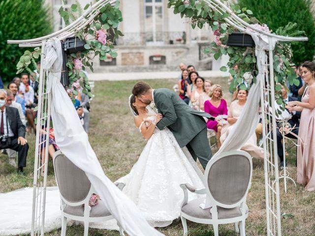 Le mariage de Lydie  et Romain
