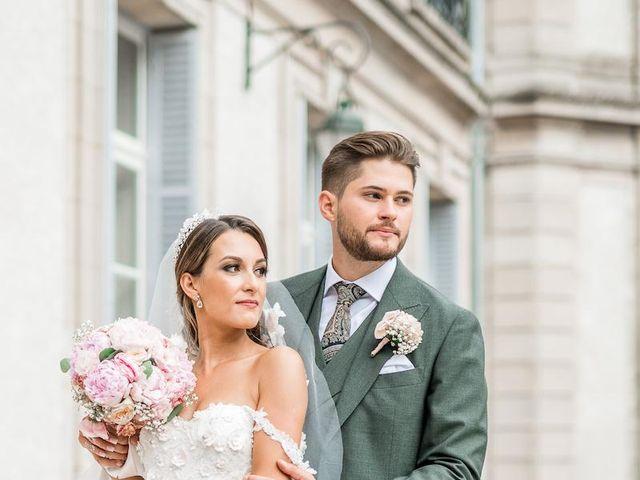 Le mariage de Romain  et Lydie  à Santeny, Val-de-Marne 39