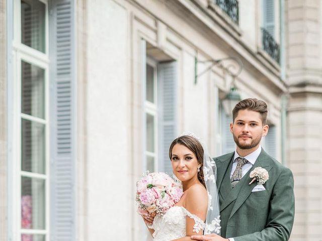 Le mariage de Romain  et Lydie  à Santeny, Val-de-Marne 40