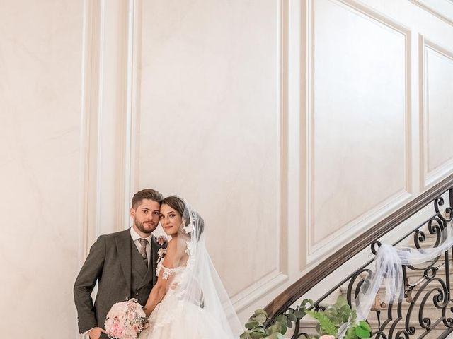 Le mariage de Romain  et Lydie  à Santeny, Val-de-Marne 41