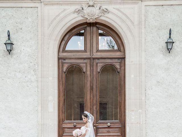 Le mariage de Romain  et Lydie  à Santeny, Val-de-Marne 44