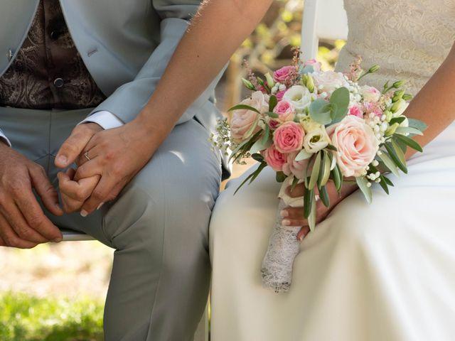 Le mariage de Grégory et Anaïs à Villedaigne, Aude 8