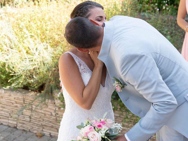Le mariage de Grégory et Anaïs à Villedaigne, Aude 9