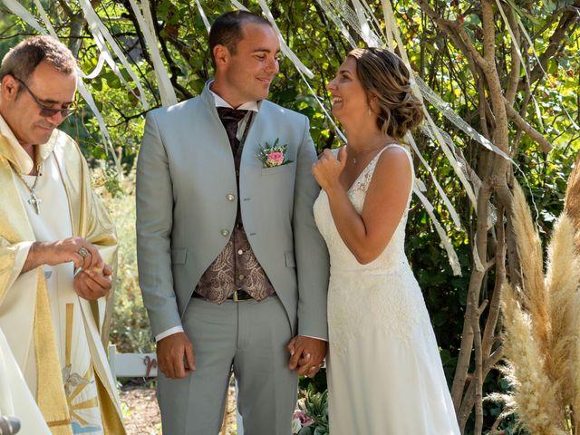 Le mariage de Grégory et Anaïs à Villedaigne, Aude 10