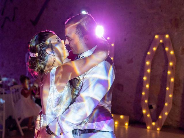 Le mariage de Grégory et Anaïs à Villedaigne, Aude 14