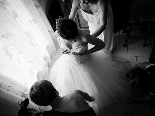 Le mariage de Ludovic et Milène à Le Thuit-Signol, Eure 1
