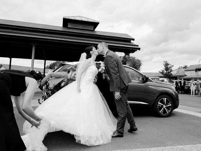 Le mariage de Ludovic et Milène à Le Thuit-Signol, Eure 26