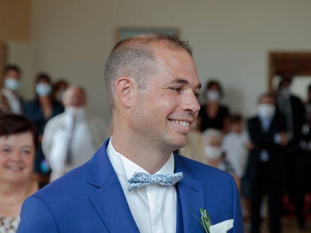 Le mariage de Ludovic et Milène à Le Thuit-Signol, Eure 27
