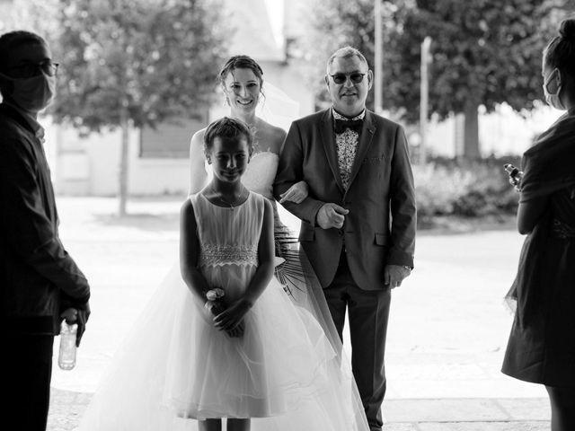 Le mariage de Ludovic et Milène à Le Thuit-Signol, Eure 33