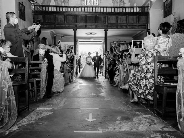Le mariage de Ludovic et Milène à Le Thuit-Signol, Eure 35