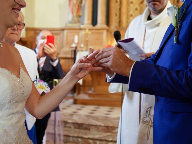 Le mariage de Ludovic et Milène à Le Thuit-Signol, Eure 37