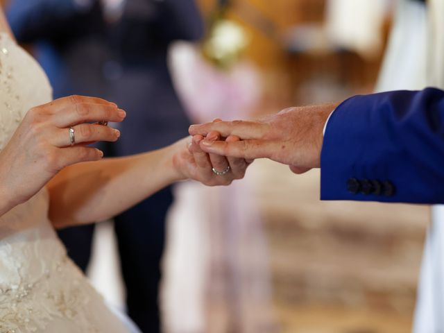 Le mariage de Ludovic et Milène à Le Thuit-Signol, Eure 38