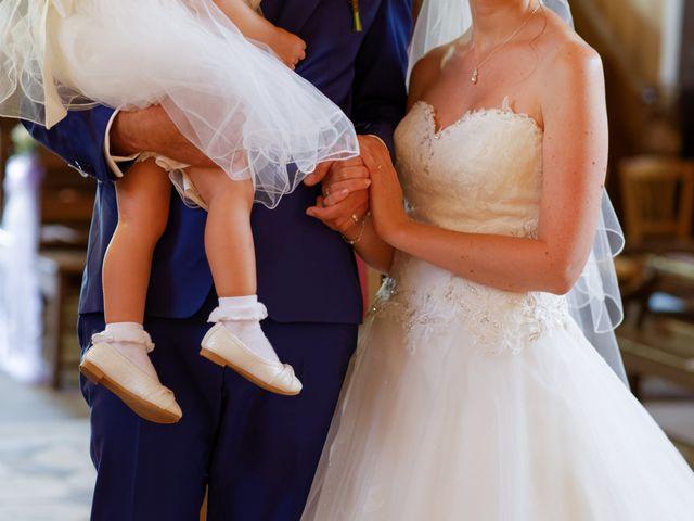 Le mariage de Ludovic et Milène à Le Thuit-Signol, Eure 39