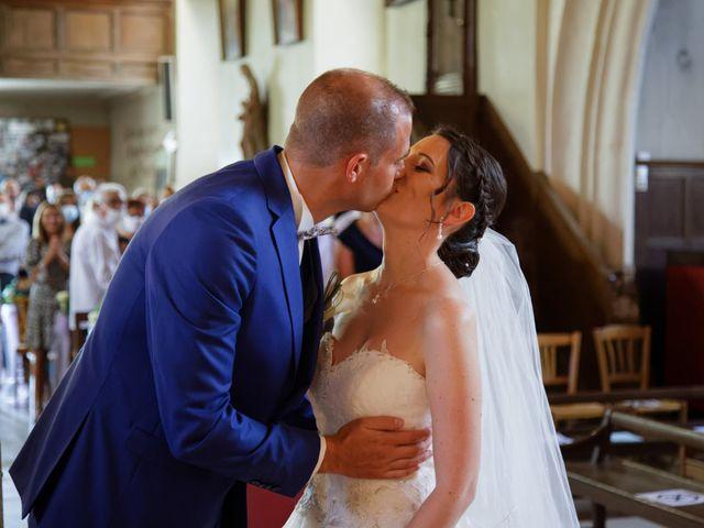 Le mariage de Ludovic et Milène à Le Thuit-Signol, Eure 40
