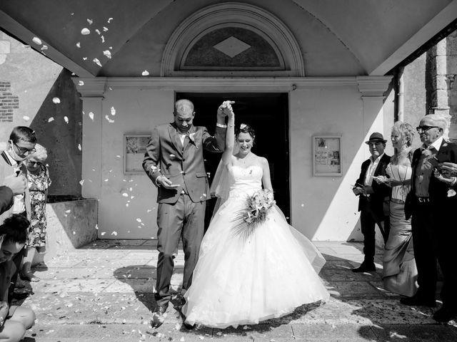 Le mariage de Ludovic et Milène à Le Thuit-Signol, Eure 43