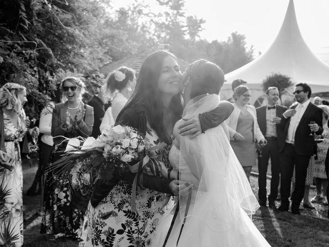 Le mariage de Ludovic et Milène à Le Thuit-Signol, Eure 48