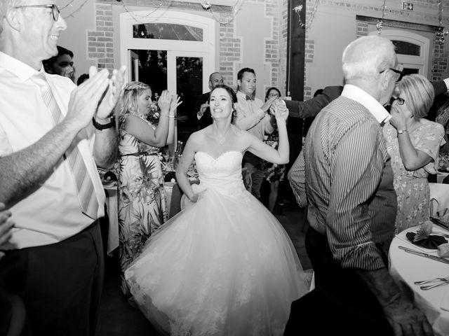 Le mariage de Ludovic et Milène à Le Thuit-Signol, Eure 60