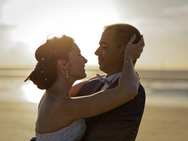 Le mariage de Ludovic et Milène à Le Thuit-Signol, Eure 76