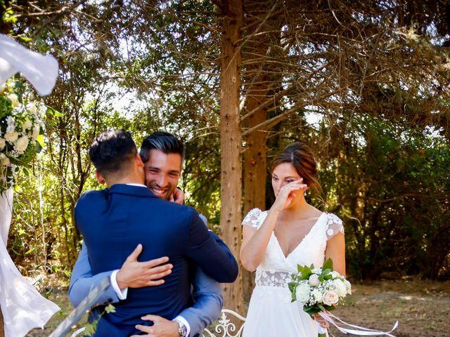 Le mariage de Valentin et Chloé à Villeneuve-lès-Maguelone, Hérault 44