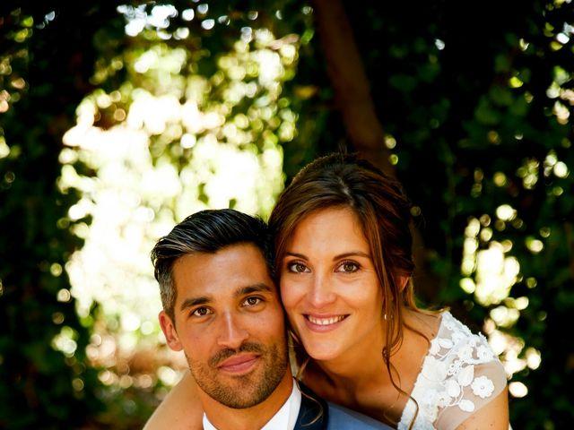 Le mariage de Valentin et Chloé à Villeneuve-lès-Maguelone, Hérault 59