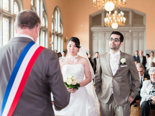 Le mariage de Benjamin et Cécile à Marcq-en-Baroeul, Nord 17