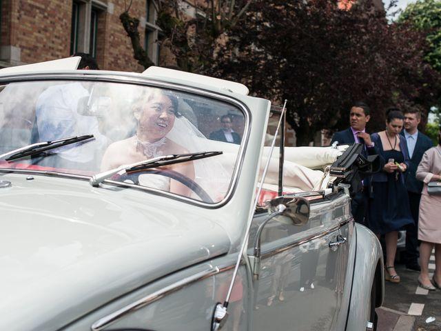 Le mariage de Benjamin et Cécile à Marcq-en-Baroeul, Nord 20