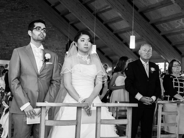 Le mariage de Benjamin et Cécile à Marcq-en-Baroeul, Nord 24