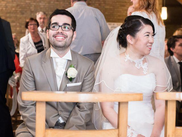Le mariage de Benjamin et Cécile à Marcq-en-Baroeul, Nord 26