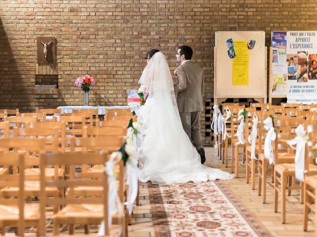 Le mariage de Benjamin et Cécile à Marcq-en-Baroeul, Nord 28